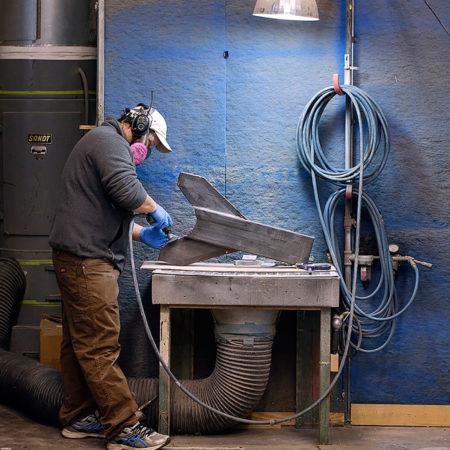 Fabrication at Custom Composites