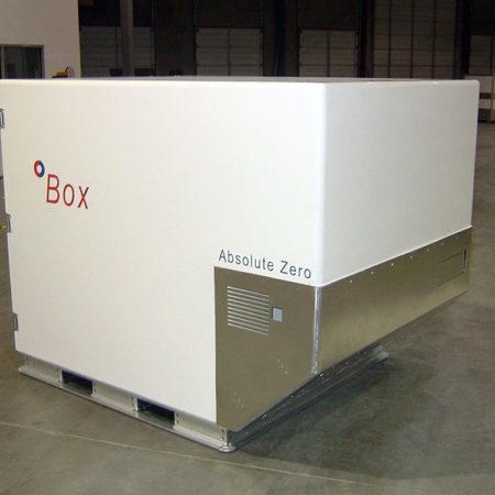 Composite Refrigeration for Pharma Transport