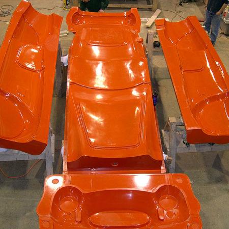 Automotive Tooling for Cobra Kit Car