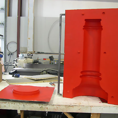 Industrial Lightpost Tooling
