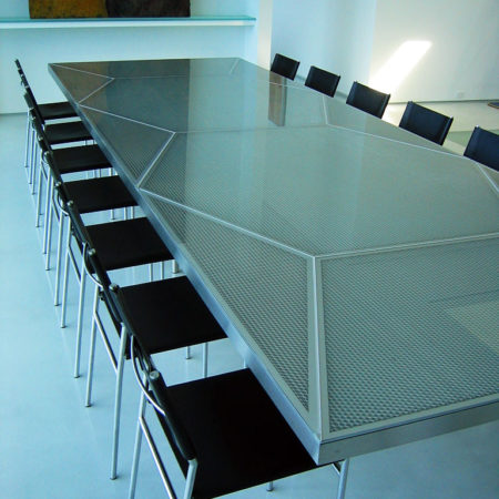 Aluminum Honeycomb conference table