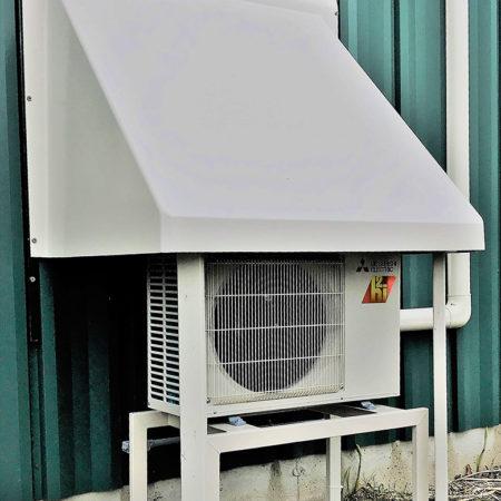 Heat Pump Weather Protector