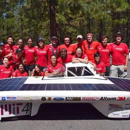 SEVT American Solar Challenge