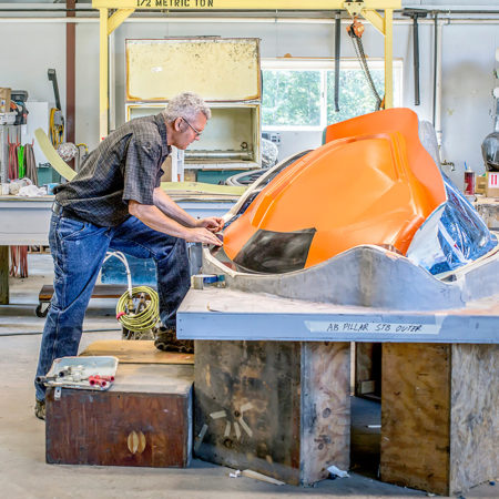 Steve Hassett Tooling Automotive Fabrication